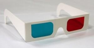 3d анаглифные очки