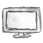 Что делать когда рябит монитор