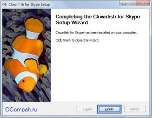 install-finish-clownfish-for-skype-progpamm
