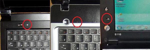 Восстановление заводских настроек ноутбука