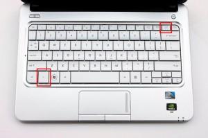 комбинация клавиш fn и prtscr